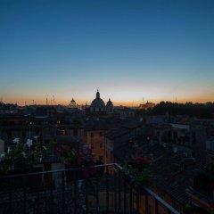 Отель Relais Arco Della Pace балкон