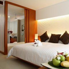 Отель La Flora Resort Patong 5* Улучшенный номер разные типы кроватей