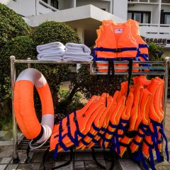 Huong Giang Hotel Resort and Spa спортивное сооружение