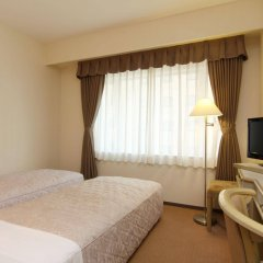 Hotel Green Tower Makuhari Тиба комната для гостей фото 3