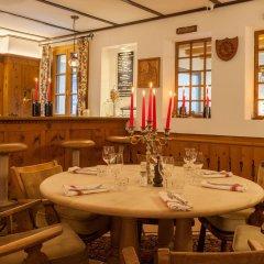 Отель Walliserhof Zermatt 1896 Швейцария, Церматт - отзывы, цены и фото номеров - забронировать отель Walliserhof Zermatt 1896 онлайн питание фото 3