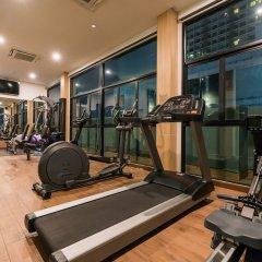Acqua Hotel фитнесс-зал фото 2