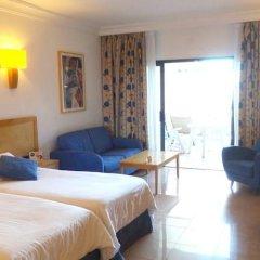 Отель MUR Hotel Faro Jandía Испания, Морро Жабле - отзывы, цены и фото номеров - забронировать отель MUR Hotel Faro Jandía онлайн комната для гостей фото 4