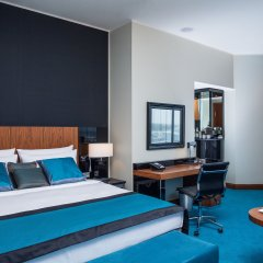Рэдиссон Блу Шереметьево (Radisson Blu Sheremetyevo Hotel) комната для гостей