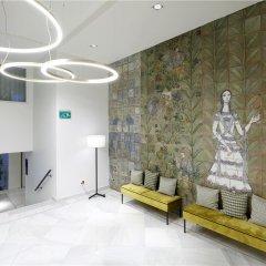 Отель Exe Hotel El Coloso Испания, Мадрид - 2 отзыва об отеле, цены и фото номеров - забронировать отель Exe Hotel El Coloso онлайн интерьер отеля фото 3
