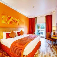 Al Khoory Executive Hotel комната для гостей фото 4
