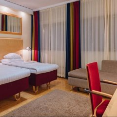 Отель Original Sokos Hotel Pasila Финляндия, Хельсинки - 12 отзывов об отеле, цены и фото номеров - забронировать отель Original Sokos Hotel Pasila онлайн комната для гостей фото 4