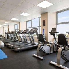 Отель Ramada by Wyndham East Kilbride фитнесс-зал