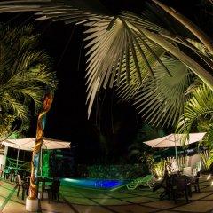 Отель Dharma Beach бассейн фото 3