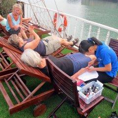Отель Gray Line Halong Cruise Халонг детские мероприятия