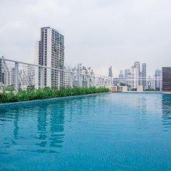 Maven Stylish Hotel Bangkok бассейн