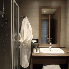 Отель Le Chalet du Mont Vallon Spa Resort ванная фото 2