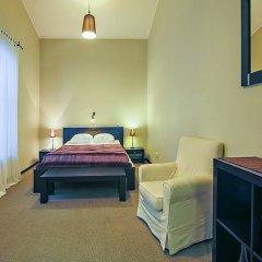 Гостиница Меблированные комнаты комфорт Австрийский Дворик Стандартный номер с двуспальной кроватью фото 17