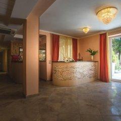 Отель Residence Amarcord Италия, Римини - отзывы, цены и фото номеров - забронировать отель Residence Amarcord онлайн интерьер отеля фото 2