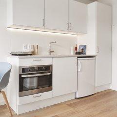 Отель Athome Apartments Дания, Орхус - отзывы, цены и фото номеров - забронировать отель Athome Apartments онлайн в номере фото 2