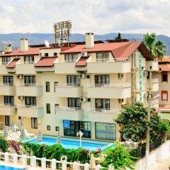 Отель Green Palm Мармарис балкон