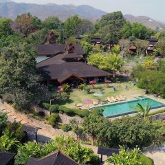 Отель Inle Lake View Resort & Spa бассейн фото 3