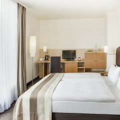 Отель IntercityHotel Wien комната для гостей