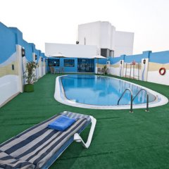 Al Jawhara Gardens Hotel бассейн фото 3