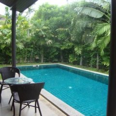 Отель Three-Bedrooms Villa Rawai Пхукет бассейн фото 2