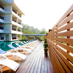 Отель Casa Del M Resort Phuket бассейн фото 2