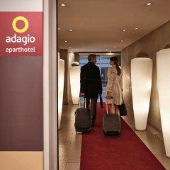 Отель Aparthotel Adagio Paris Opéra спа