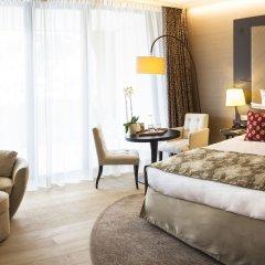 Отель InterContinental Davos Швейцария, Давос - отзывы, цены и фото номеров - забронировать отель InterContinental Davos онлайн комната для гостей фото 5