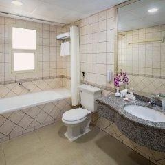 Апартаменты Savoy Crest Apartments Дубай ванная