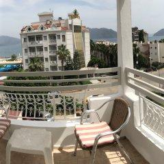 Turan Apart Турция, Мармарис - отзывы, цены и фото номеров - забронировать отель Turan Apart онлайн балкон