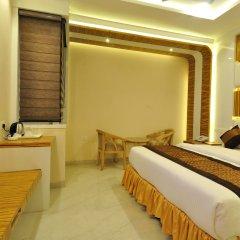 Hotel Aman Continental in New Delhi, India from 30$, photos, reviews - zenhotels.com sauna
