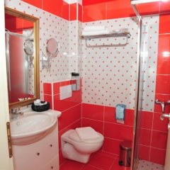 Hotel Ejna ванная