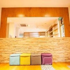Capsule Pod Boutique Hostel Сингапур в номере