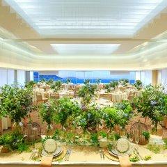 Отель Marinoa Resort Fukuoka Фукуока помещение для мероприятий фото 2