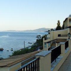 Апартаменты Litharia Apartments Corfu пляж