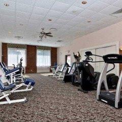 Отель Best Western Summit Inn США, Ниагара-Фолс - отзывы, цены и фото номеров - забронировать отель Best Western Summit Inn онлайн фитнесс-зал фото 4