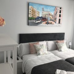 Апартаменты Stay at Home Madrid Apartments VII комната для гостей фото 2