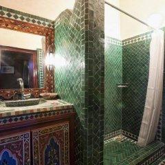 Отель Riad Ouarzazate Марокко, Уарзазат - отзывы, цены и фото номеров - забронировать отель Riad Ouarzazate онлайн ванная