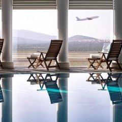 Отель Sofitel Athens Airport фитнесс-зал фото 2