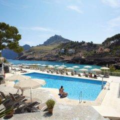 Отель Grupotel Molins бассейн