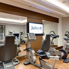 Radisson Blu Hotel, Kyiv Podil фитнесс-зал фото 2