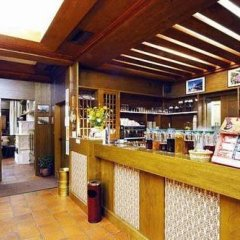 Hotel Garni Roberta Рокка Пьеторе гостиничный бар