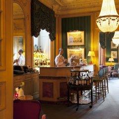 Отель Beau Rivage Geneva Швейцария, Женева - 2 отзыва об отеле, цены и фото номеров - забронировать отель Beau Rivage Geneva онлайн гостиничный бар