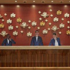 Отель Mandarin Oriental Jumeira, Dubai ОАЭ, Дубай - отзывы, цены и фото номеров - забронировать отель Mandarin Oriental Jumeira, Dubai онлайн интерьер отеля фото 2