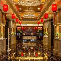 Soluxe Hotel Guangzhou интерьер отеля фото 3