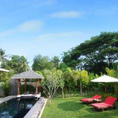Отель Ananta Thai Pool Villas Resort Phuket бассейн
