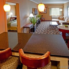 Отель Holiday Inn Express Stony Brook питание фото 2