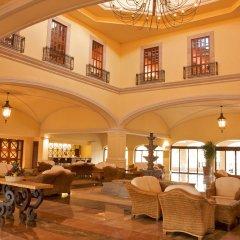 Отель Hacienda Tres Rios Resort Spa & Nature Park - Все включено интерьер отеля фото 3