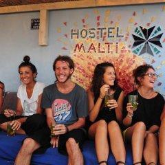 Отель Hostel Malti Мальта, Сан Джулианс - отзывы, цены и фото номеров - забронировать отель Hostel Malti онлайн фитнесс-зал