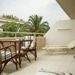 Axos Hotel балкон