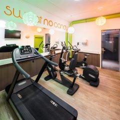 Отель Occidental Praha фитнесс-зал